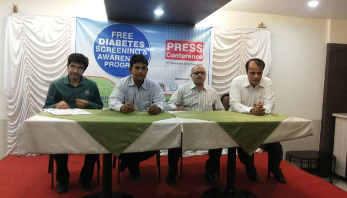 Parivartan press Conference